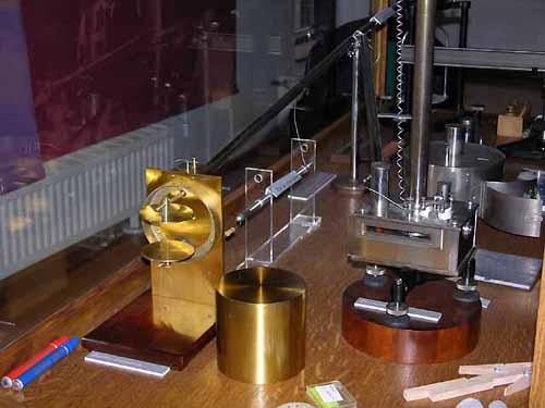 Mesure du radium par marie curie for Chambre d ionisation